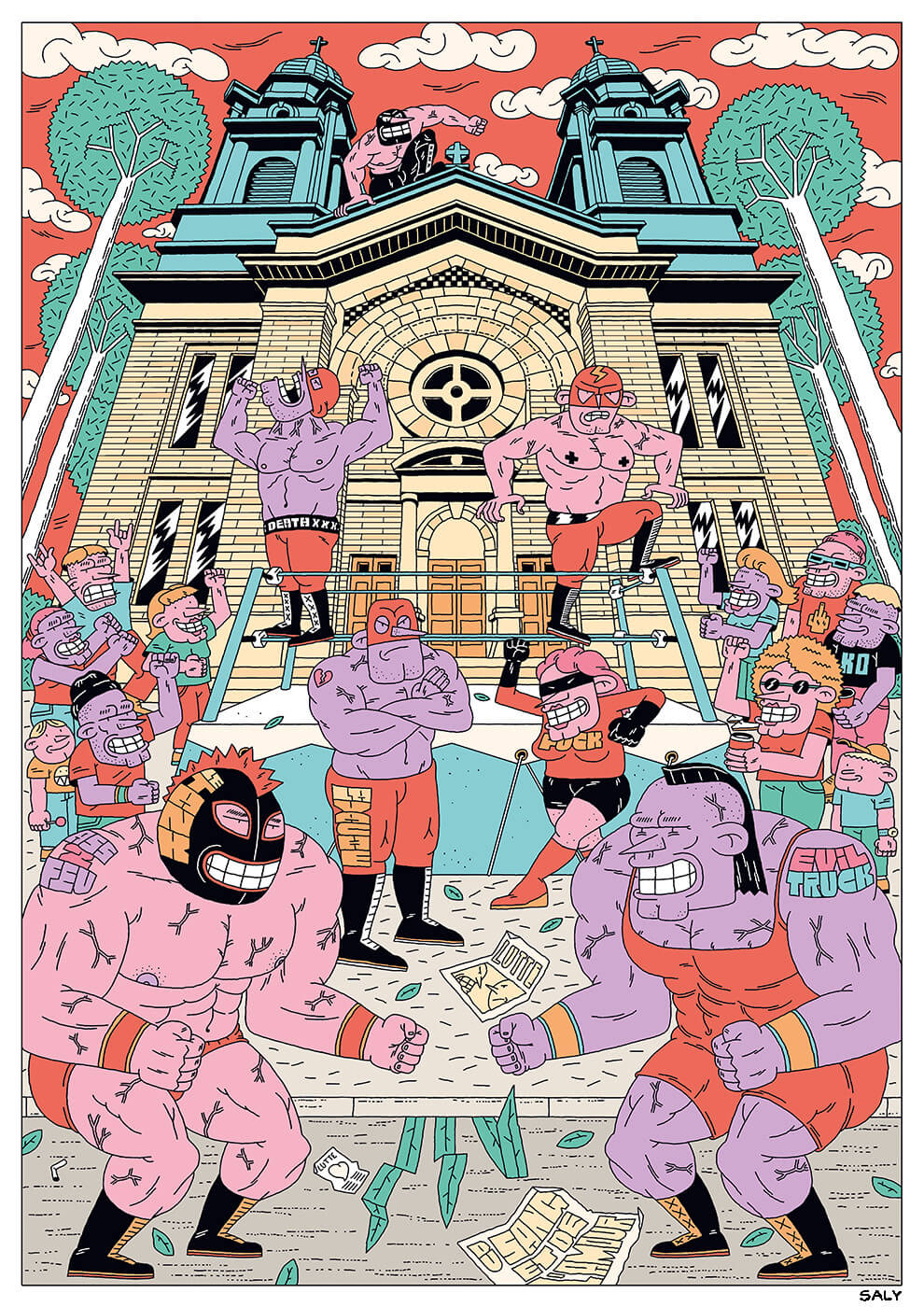 aurelien saly hochelaga maisonneuve illustration