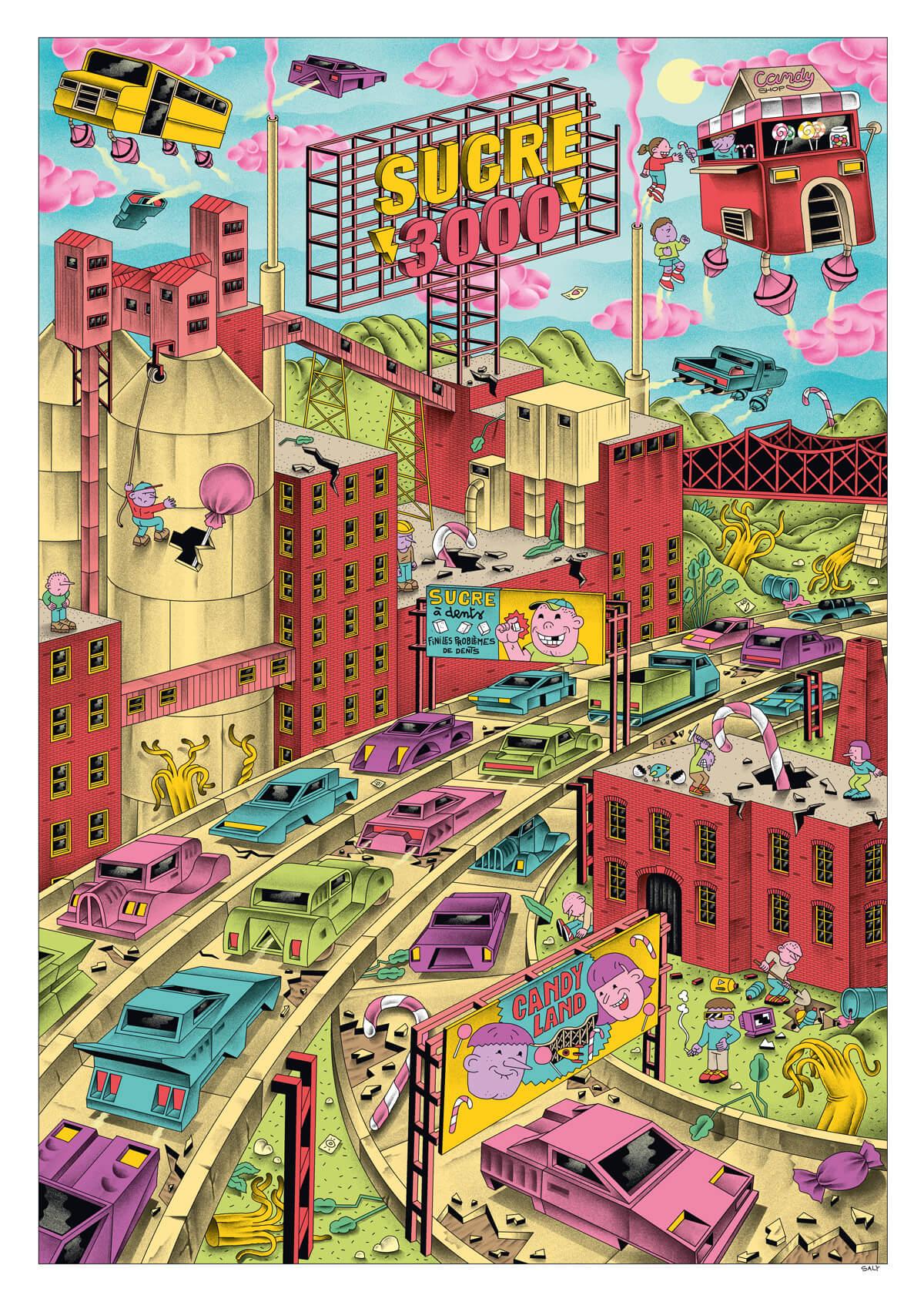 aureliensaly-aurelien-saly-illustration-usine-de-sucre