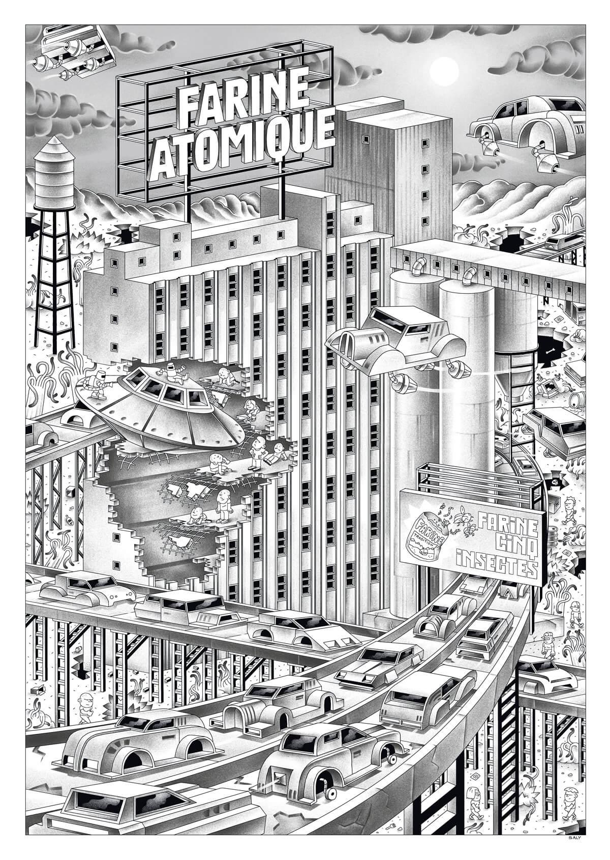aureliensaly-aurelien-saly-illustration-usine-de-farine